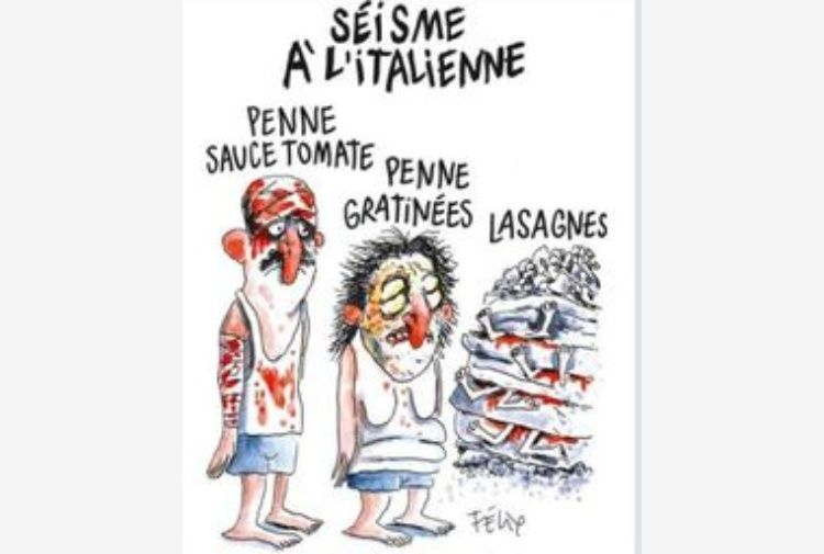 Vignetta sul terremoto
