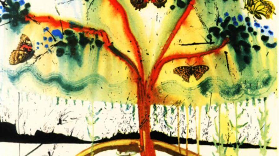 Le illustrazioni di Salvador Dalì per Alice nel paese delle meraviglie