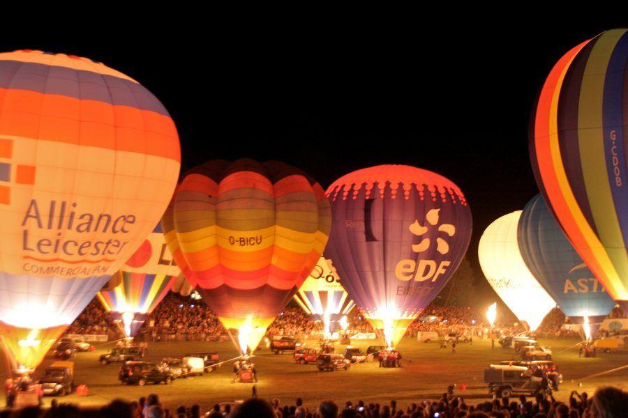 Balloons festival più belli del mondo