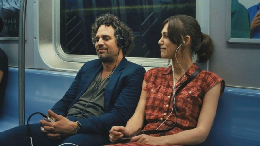 Keira Knightley e Mark Ruffalo in Begin Again