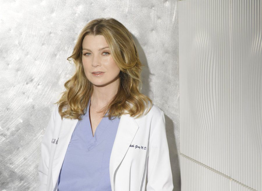 Anche Meredith...
