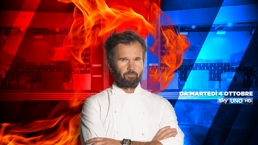 Carlo Cracco a Hell's Kitchen 3