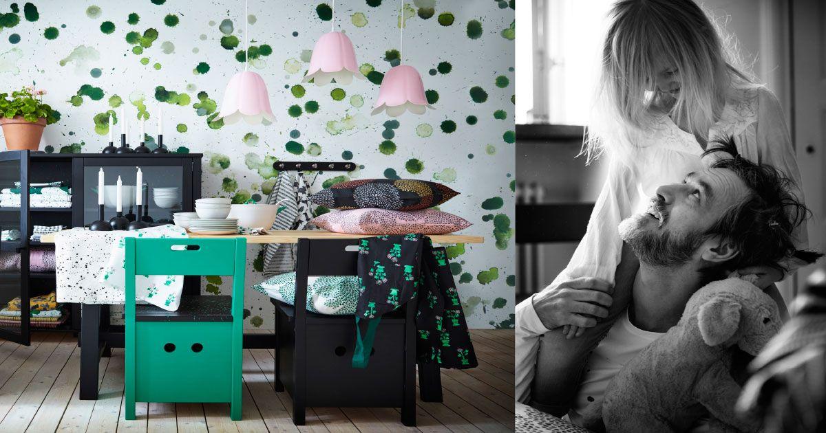 Ikea le nuove limited edition per arredare la casa con for Programma per arredare casa ikea