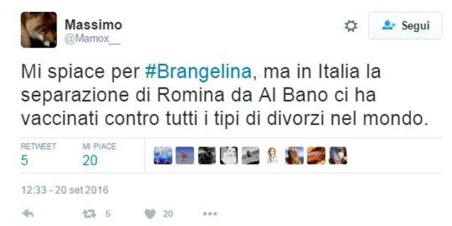 E' proprio vero: noi italiani dopo Al Bano e Romina siamo abituati!