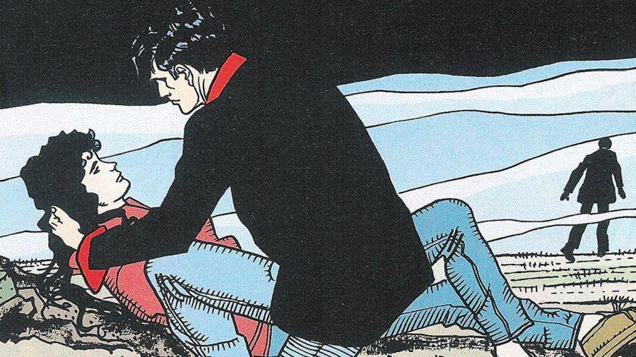 Dylan Dog e Morgana