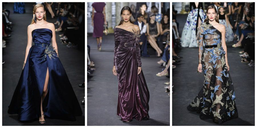 elie saab Collage