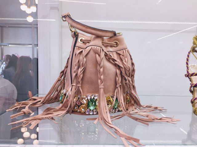 Gedebe a Milano Moda Donna primavera-estate 2017