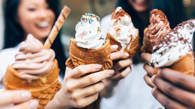 Il gelato invita a stare insieme