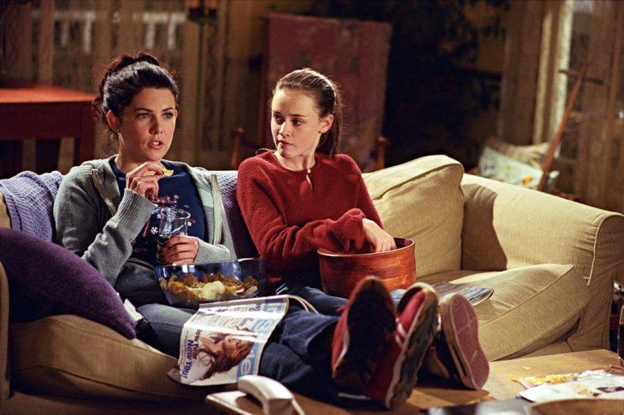 """...ed io che sognavo una serata pigiamosa alla """"Gilmore mood""""..."""