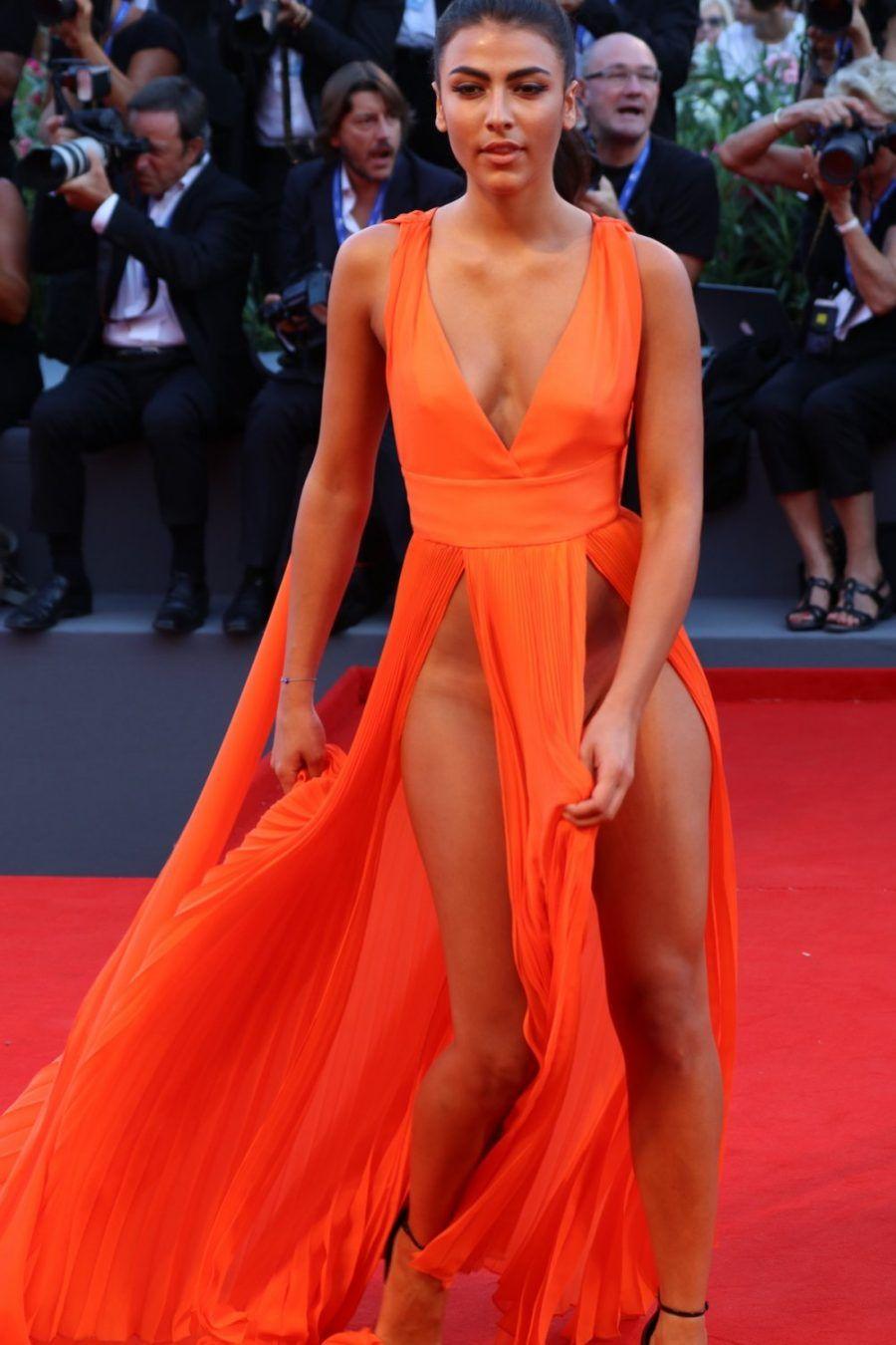 I Due Look Pi 249 Trash Mai Visti Su Un Red Carpet Bigodino