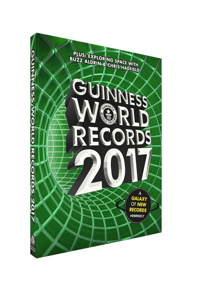 Il libro del Guinness dei Primati 2017