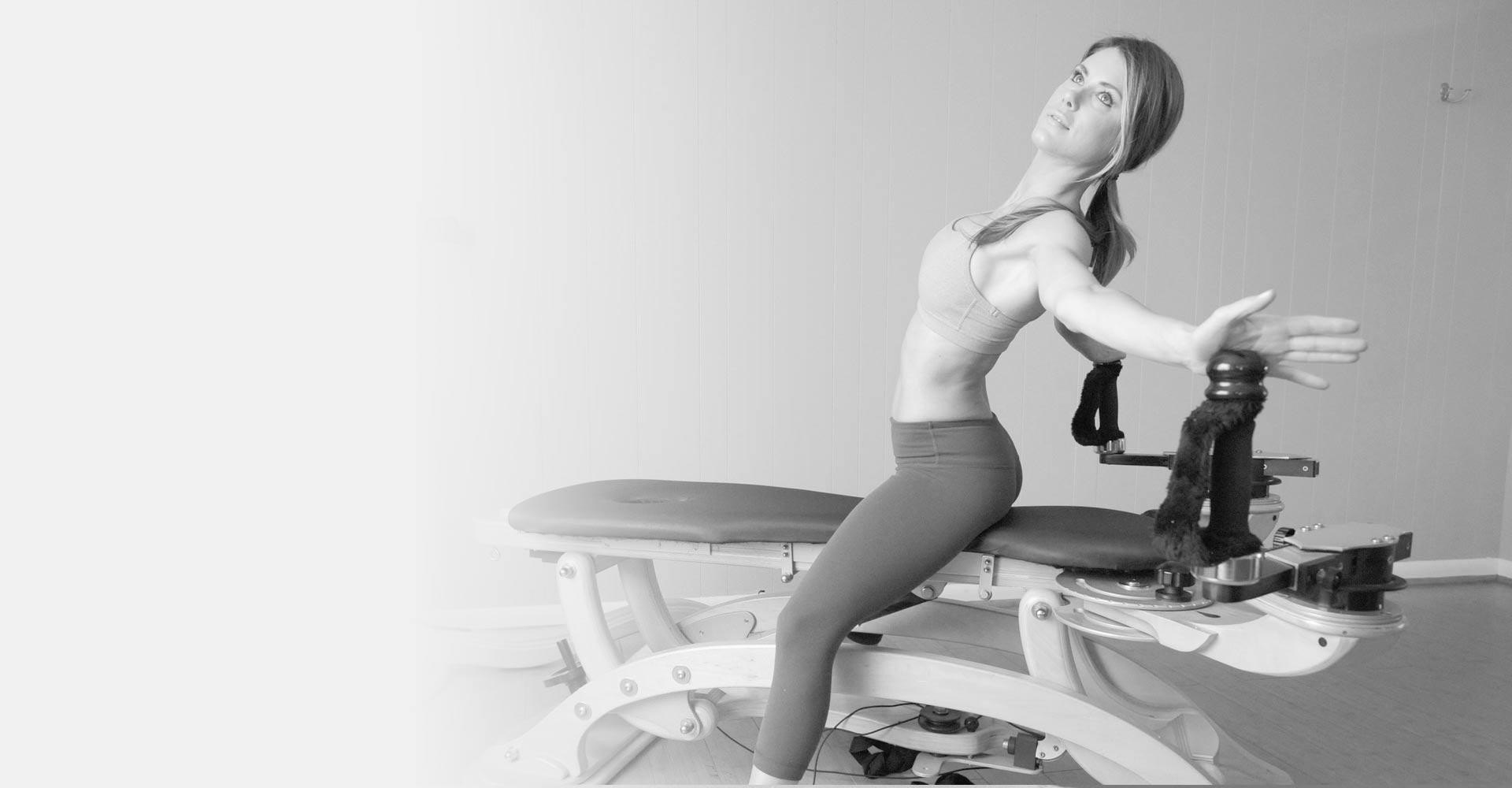 Gyrotonic, la disciplina che fonde yoga, danza e nuoto