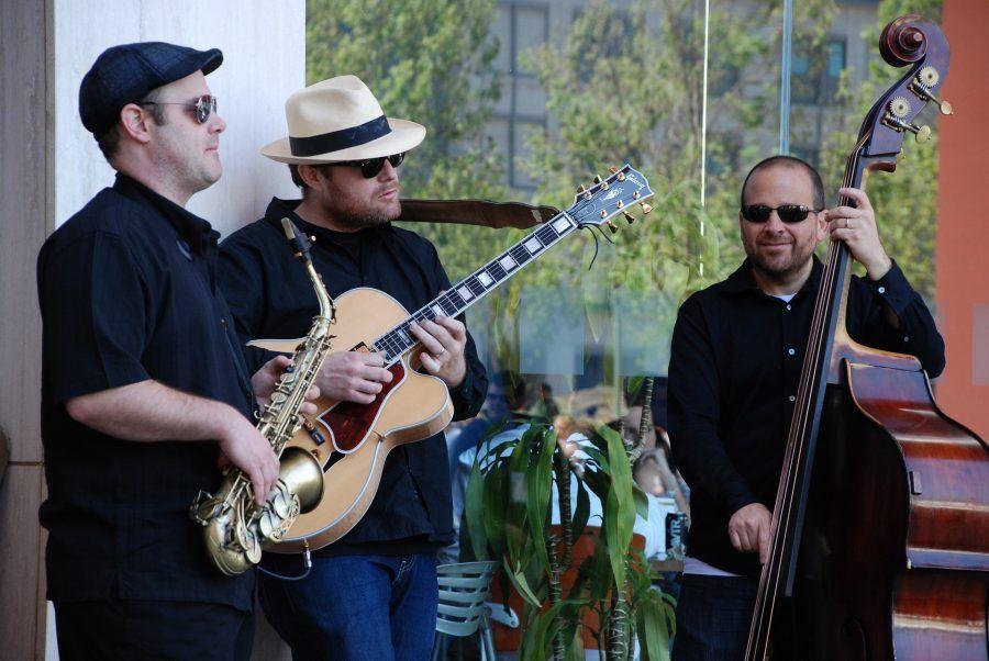 Salisburgo e Jazz