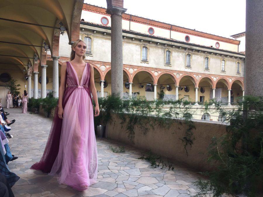 Gli abiti da principessa di Luisa Beccaria