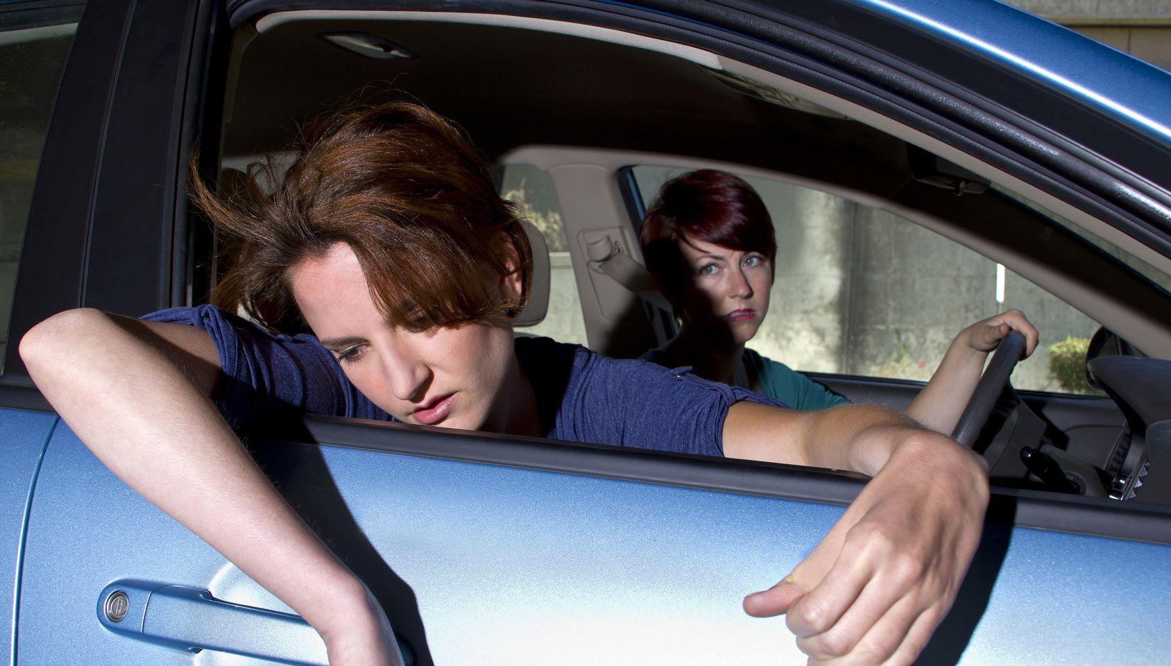 Perché chi soffre di mal d'auto ha la nausea?