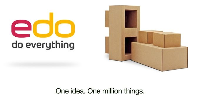 I mattoni di cartone Edo