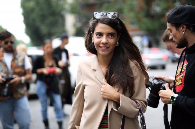 Street style da Milano Moda Donna, quarto giorno: look perfetto per il lavoro!