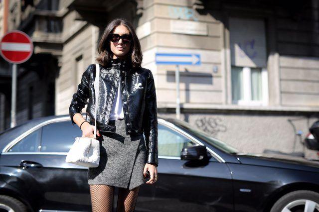 Street style da Milano Moda Donna, quarto giorno: Diletta Bonaiuti