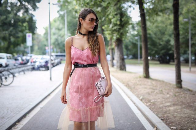 Milano Fashion Week, terzo giorno di street style: Carlotta Rubaltelli