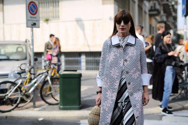 Milano Fashion Week, terzo giorno di street style: Daniela Zuccotti