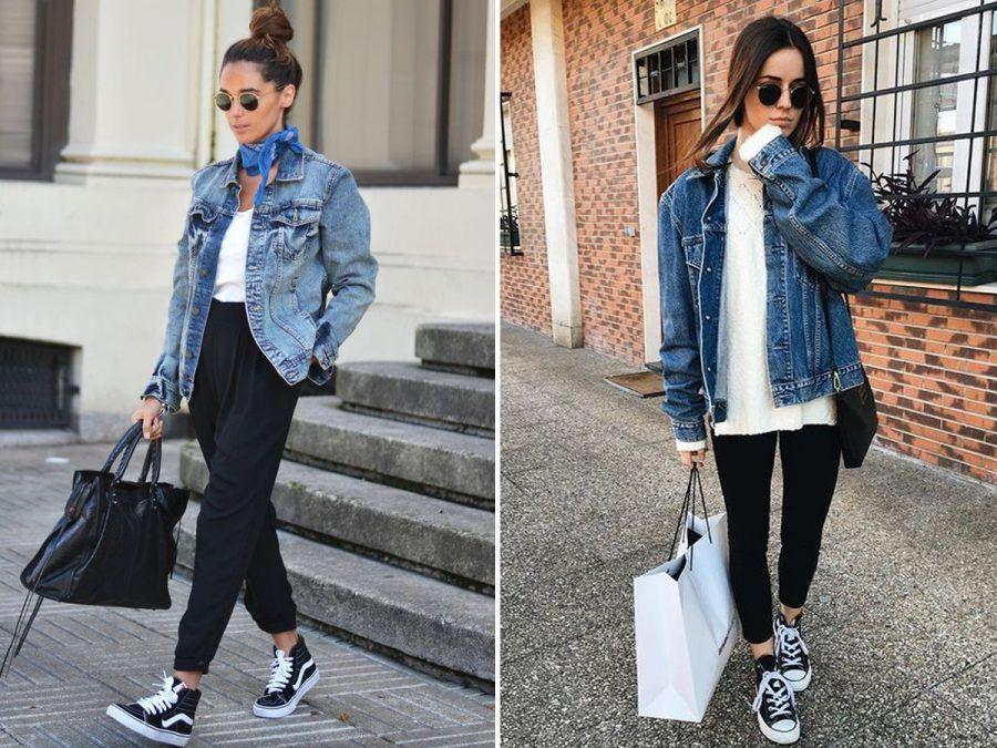 10 modi per indossare il giubbotto di jeans | UnaDonna