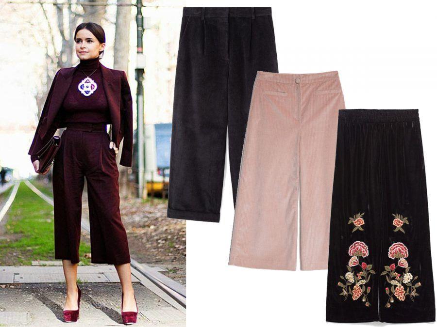 Estremamente I pantaloni culotte per l'autunno-inverno | Bigodino JX15