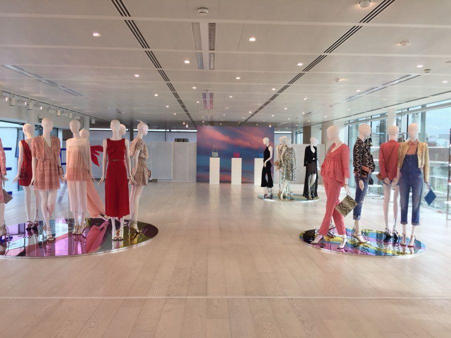 La presentazione a Milano della collezione di Patrizia Pepe