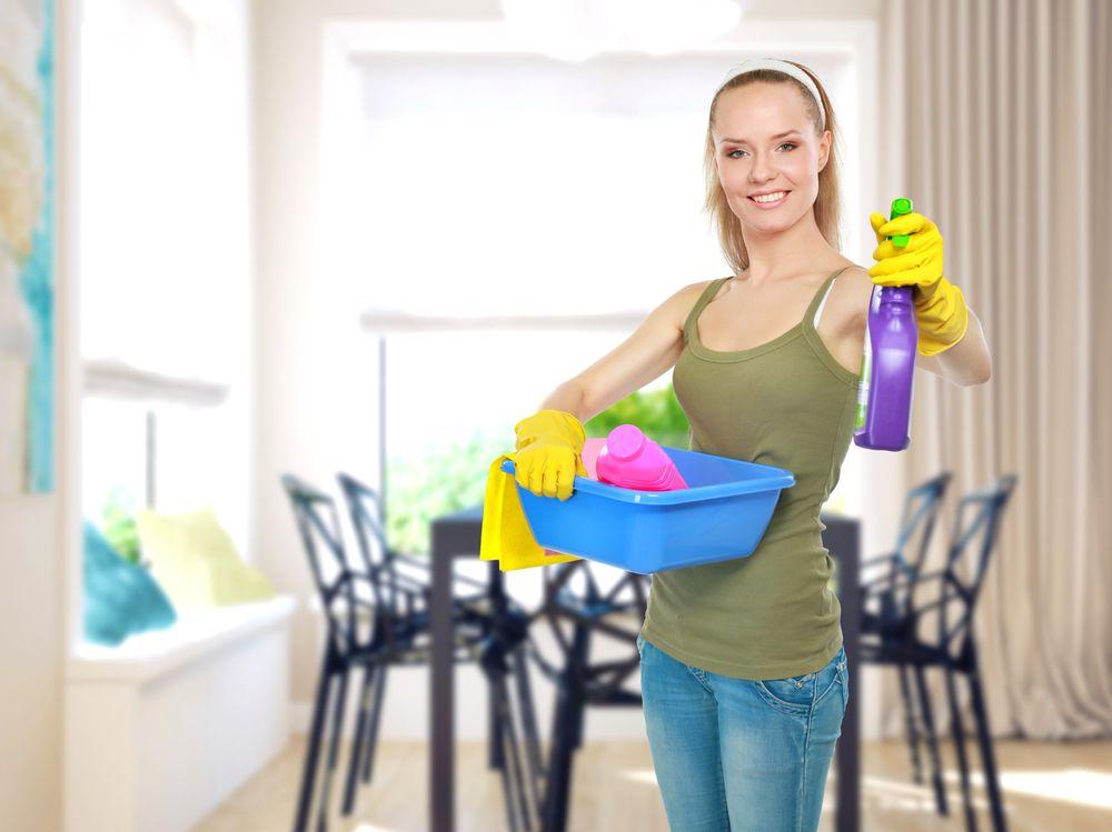 Preparate un piano ben preciso, stabilendo orari e stanze da pulire: magari fatevi aiutare.