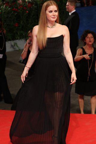 Amy Adams  sul red carpet del film Arrival