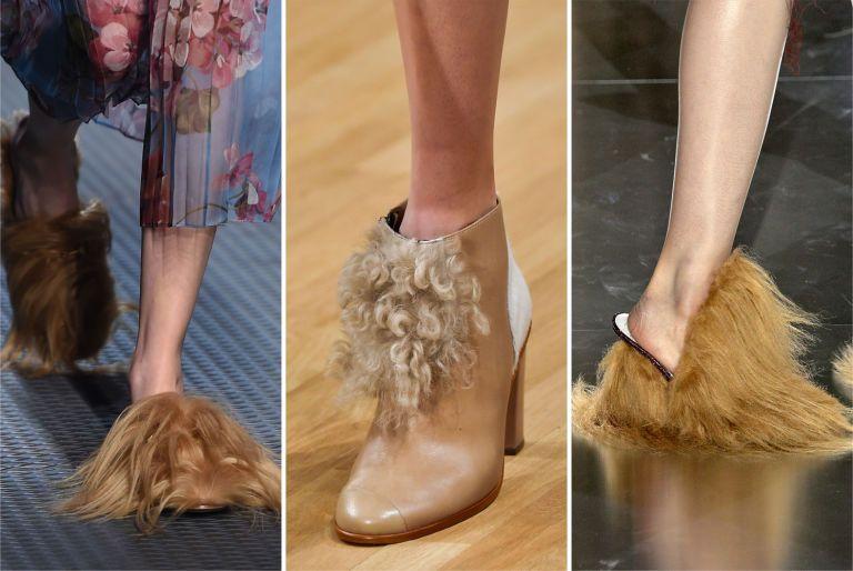 ...e pensare che la moda ci vorrebbe così...