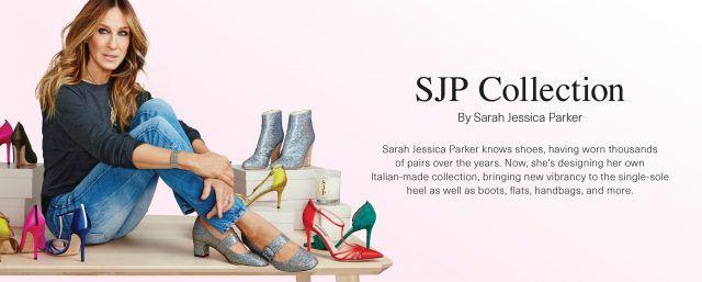 Le scarpe di Sarah Jessica Parker, in vendita su Amazon