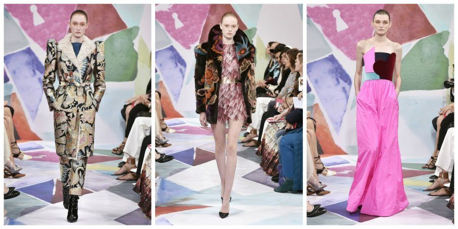 schiaparelli Collage
