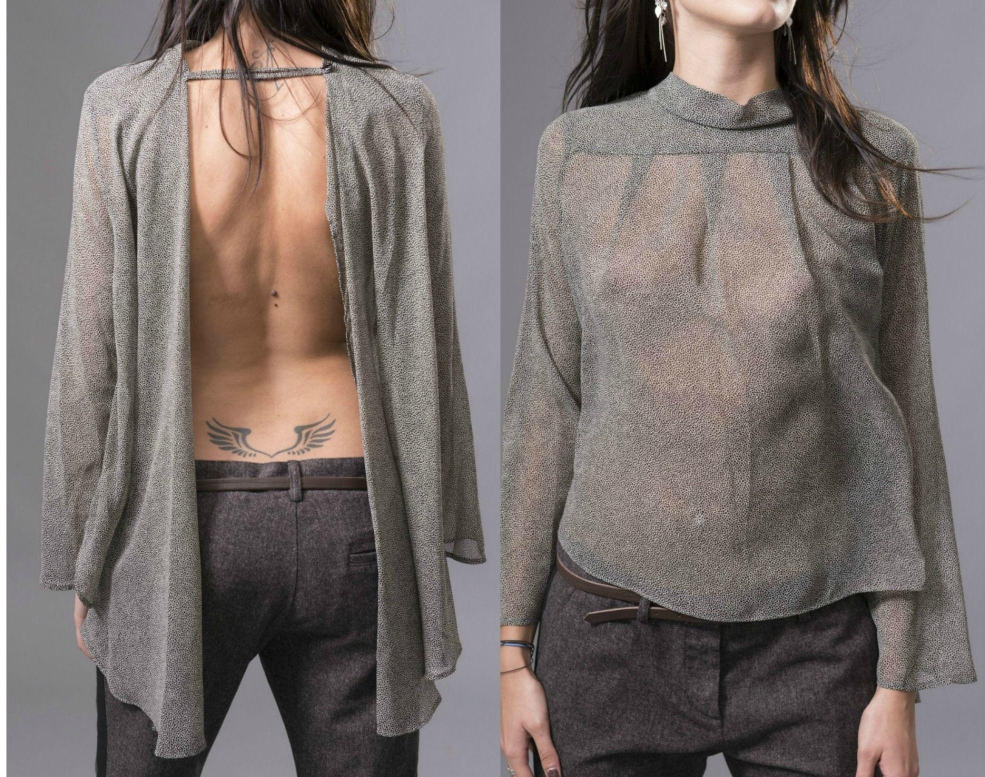 Tendenze moda, come svelare la schiena nell'autunno 2016