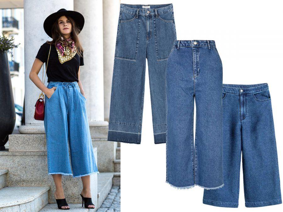 Popolare I pantaloni culotte per l'autunno-inverno | Bigodino JL47