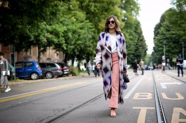 Milano Fashion Week, street style del secondo giorno: Eleonora Carrisi