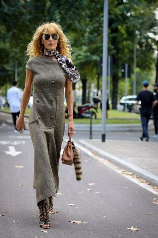Milano Fashion Week, street style del secondo giorno