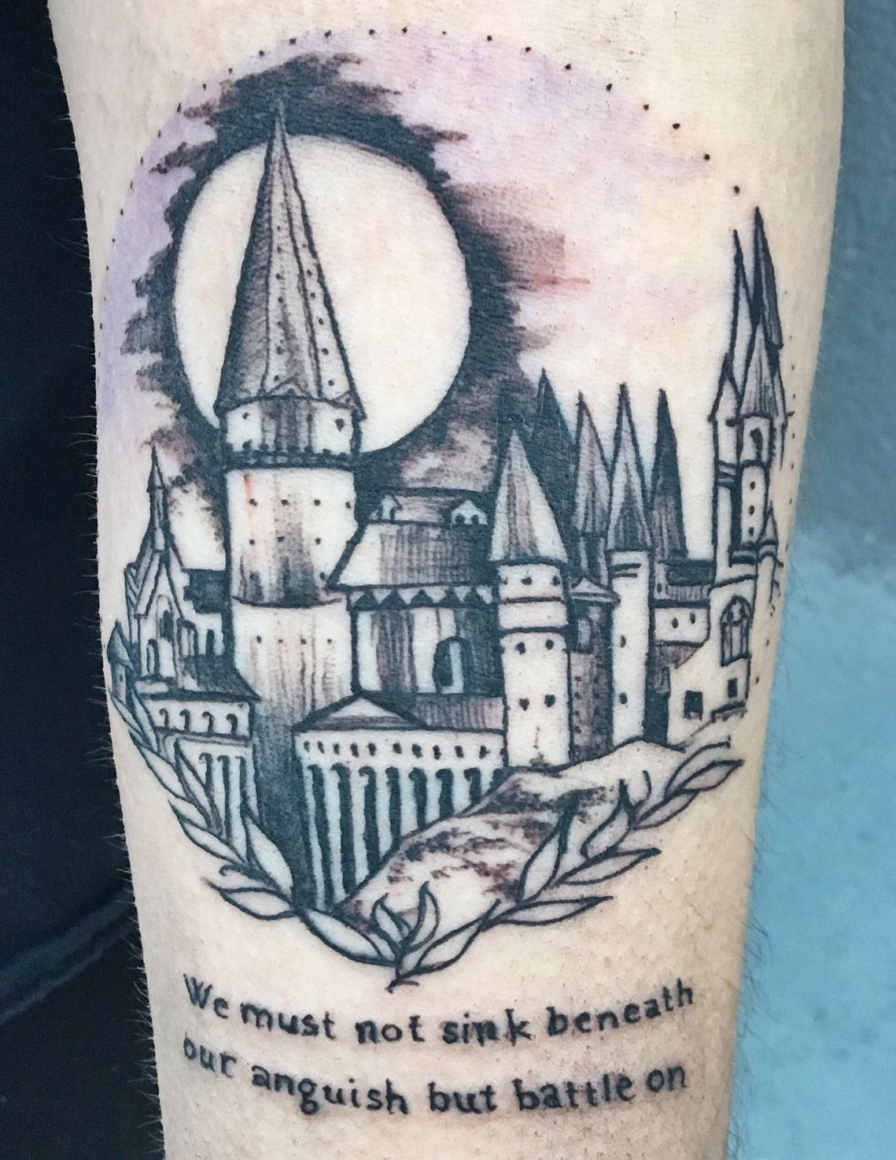 I tatuaggi più belli dedicati a Harry Potter