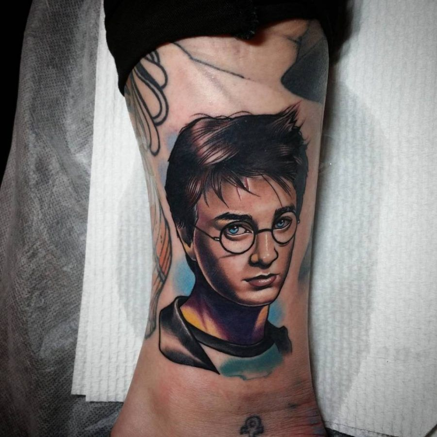 tatuaggi-harry-potter-protagonista