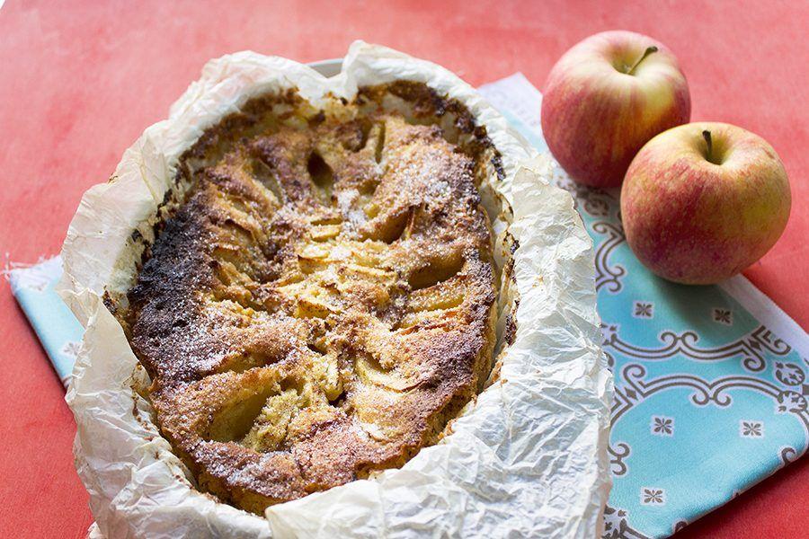 torta-di-mele-microonde-4