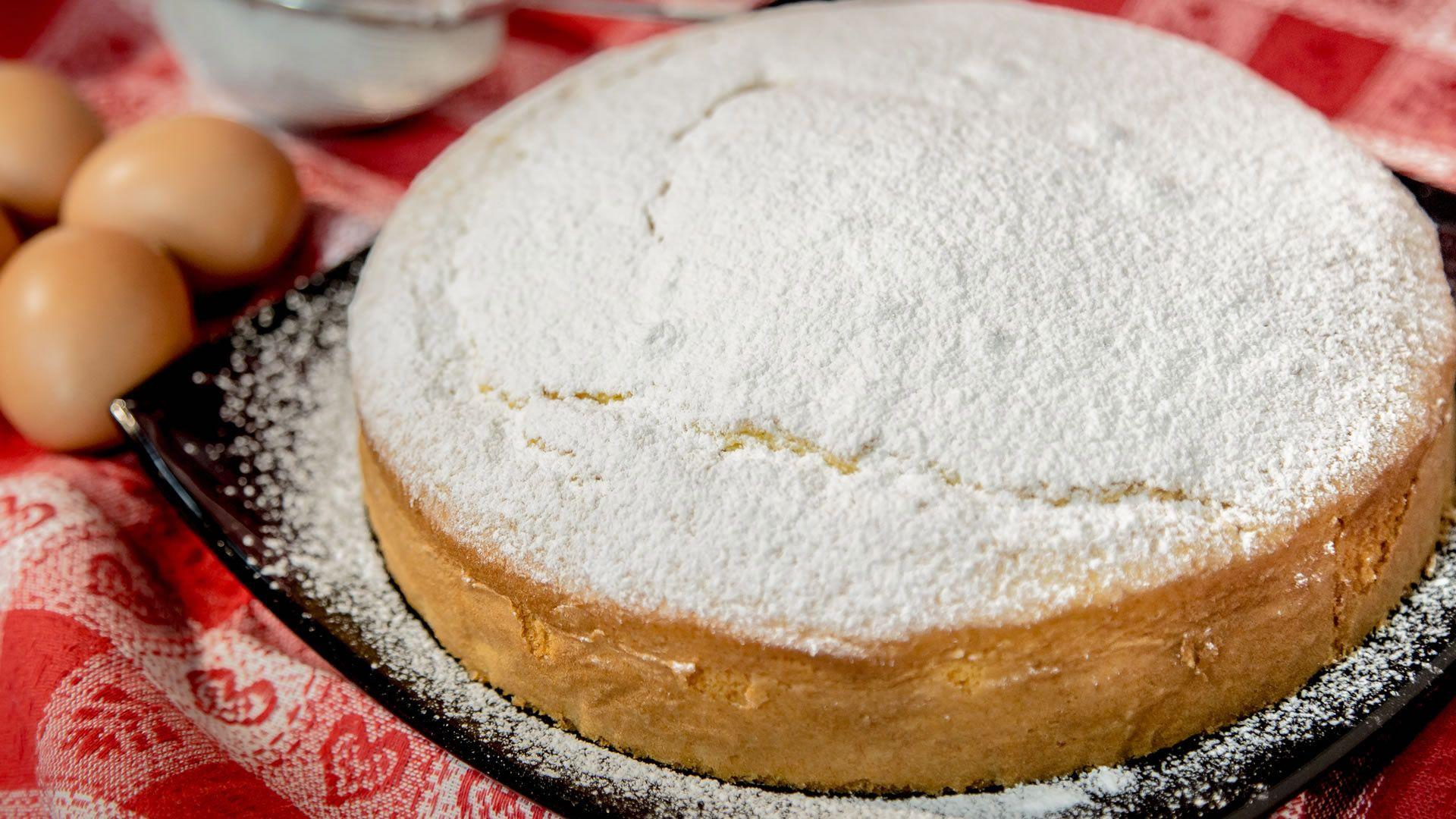 La video ricetta per una perfetta torta paradiso