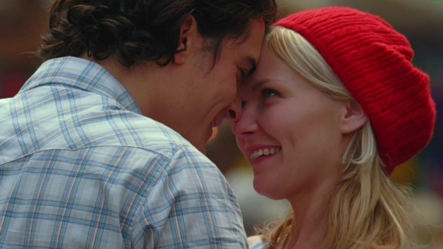 Orlando Bloom e Kristen Dunst in Elizabethtown
