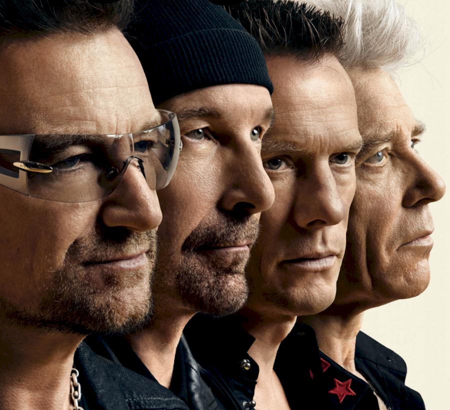 Mitici U2!