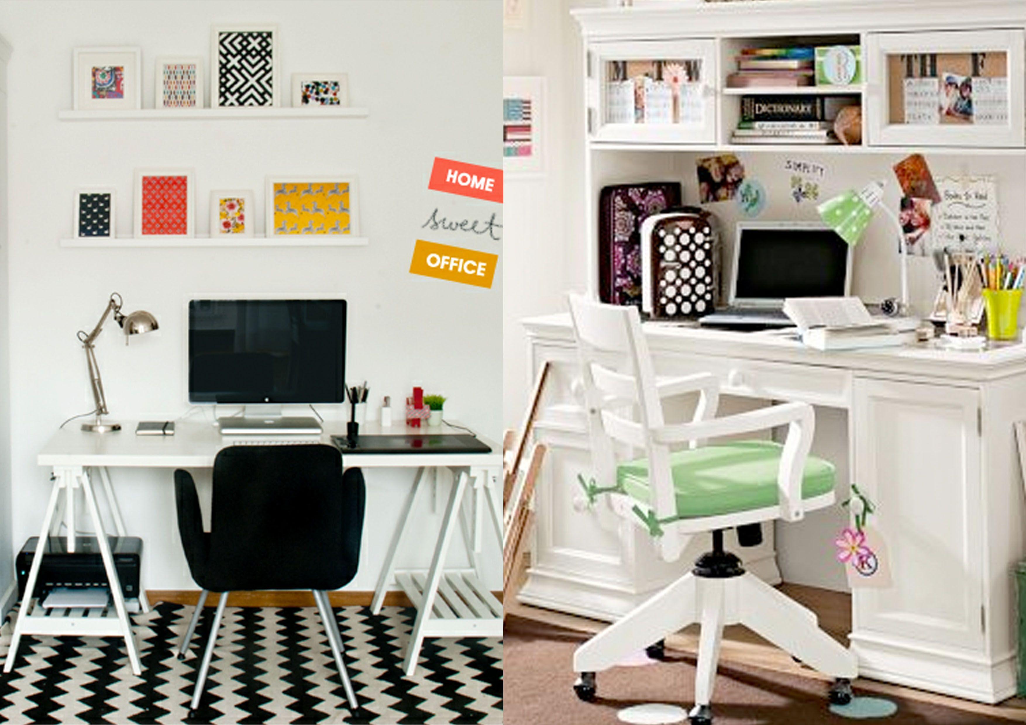 Organizzare Ufficio In Casa : Ufficio a casa: lavorare da casa è davvero così vantaggioso