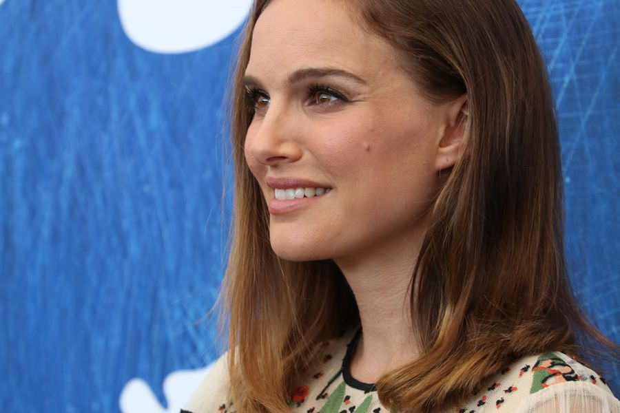 Natalie Portman al photocall di Jakie Ph Credit Movieplayer.it