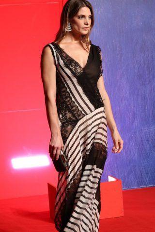 Ashley Greene sul red carpet di In Dubious Battle