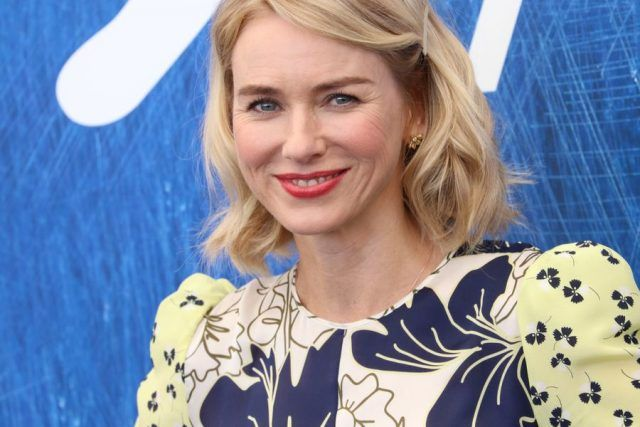 Naomi Watts per il Photocall di The Bleeder