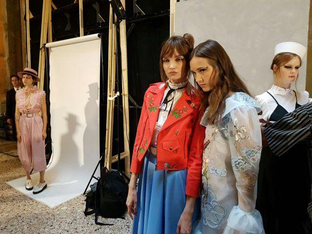 Vivetta a Milano Moda Donna primavera-estate 2017