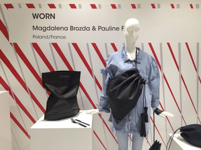 Designer emergenti dall'Italia e dal mondo all'evento Who is on Next? e Vogue Talents: Worn, Polonia/Francia