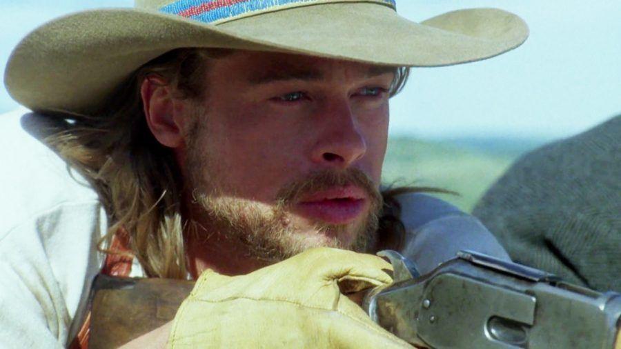 Brad Pitt nel film Vento di Passione