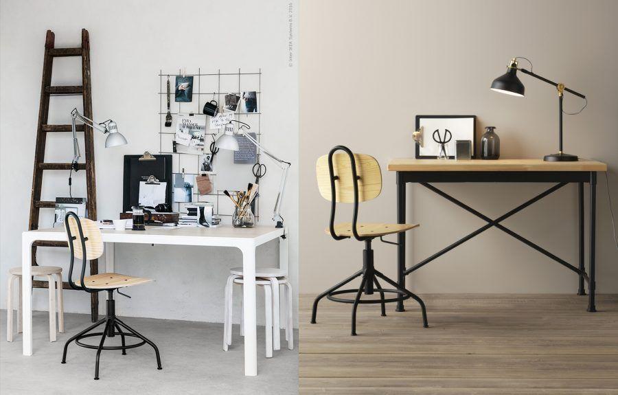 Novit dal mondo ikea per l 39 ufficio 2017 bigodino - Ikea arredamento ufficio ...